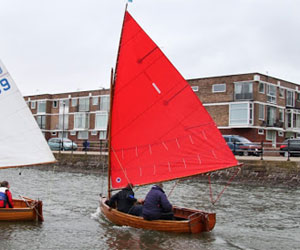 Centenary Regatta at WKSC